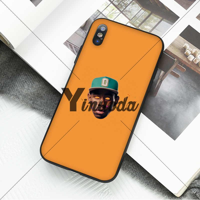 Yinuoda tyler the creator Golf Kühlen DIY Luxus High-end Protector Fall für iPhone X XS MAX 6 6s 7 7plus 8 8Plus 5 5S SE XR
