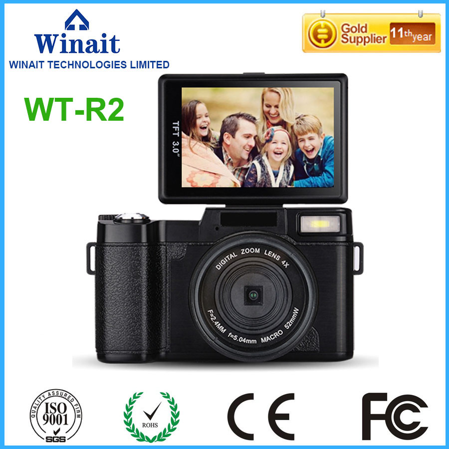 Professional digital dslr camera wt r2 max 24mp - Foto in camera ...