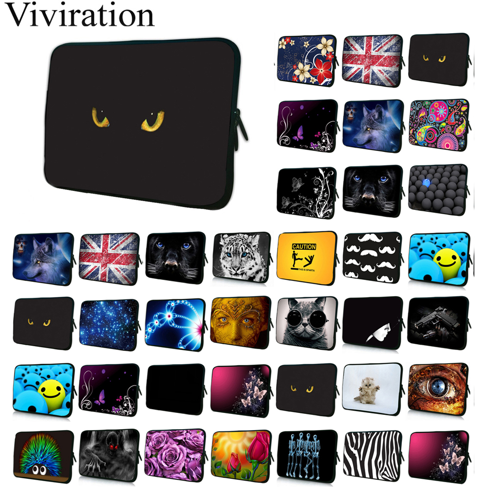 """7/"""" Tablet 10.1 12 13 14 15.6 17/"""" Notebook Inner Bags Liner Sleeve Case Pouch Bag"""