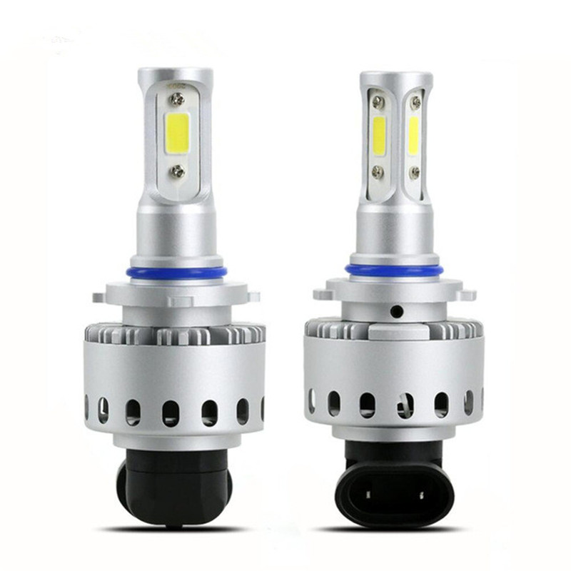 Car Light H4 H7 LED Headlight H8/H11 HB3/9005 HB4/9006 LED Lamp H1 9012 H13 90W 12000lm Auto Bulb Headlamp 6500K 12V LED Bulbs