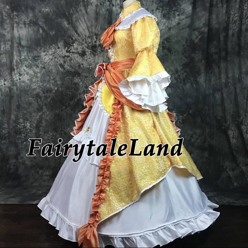 Last Elegant Outfit Costume 5