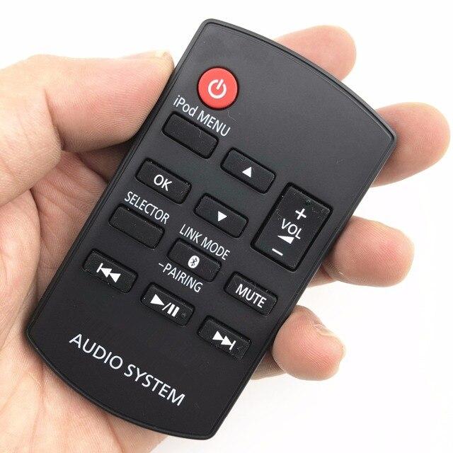 A distanza di controllo adatto per panasonic bluetooth audio sistema di rak sc989zm SC HC05 SA HC05 controller