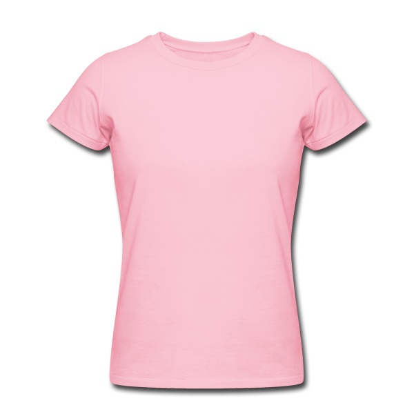 Blank pink shirt artee shirt for American apparel plain t shirts bulk
