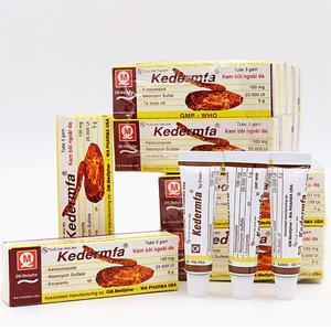 Image 4 - 5G 100% Original น้ำมันงูมือ Skin Care ครีมงู Balm ครีมอ่อนเยาว์รอยแผลเป็นฟื้นฟู Burn Cream เวียดนาม kedermfa