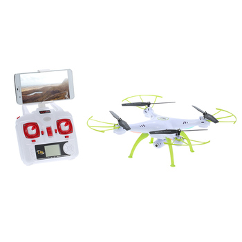Original SYMA X5HW Wifi FPV Drone With 0.3MP HD Camera 360 Eversion CF Mode Hover Function RC Quadcopter