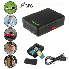 Mini Global Locator Real Time Car A8 GSM/GPRS/GPS Tracking Tracker USB Cable