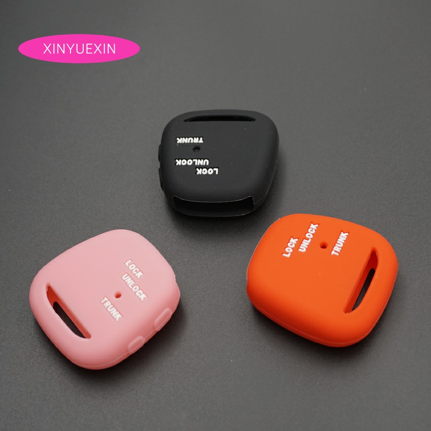 Xinyuexin Fob-Case Car-Key-Cover Wish Remote-Key Silicone-Rubber Two-Button Carina TOYOTA ALTEZZA
