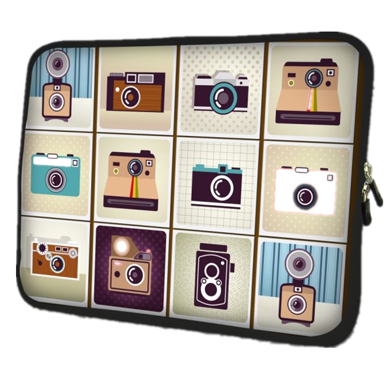 7 10 12 13 14 15.4 17.3 inch Camera Laptop Sleeve Waterproof Shockproof Sleeve Pouch Bag Tablet Case Cover For Dell HP ASUS