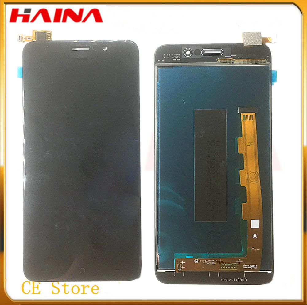 5.5 inch with lcd For TP-LINK NEFFOS C7 TP910A LCD Assembly Display + Touch Screen Panel Replacement black color