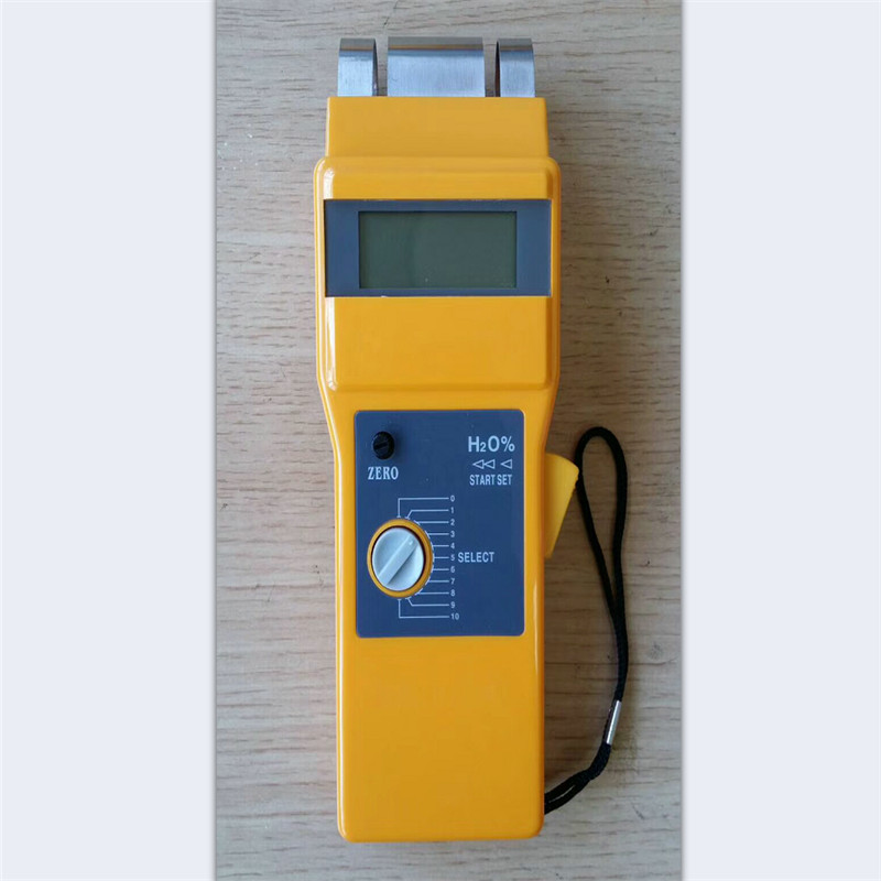 Digital INDUCTIVE MOISTURE METER for measuring wood mud ground Range:0~100% free shipping retali and wholesale digital inductive moisture meter for measuring wood mud ground range 0 100