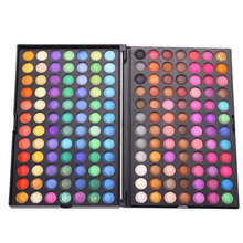 2016 Professional 168 Colors Maquiagem Eyeshadow Makeup Pallet Pigmented Neutral Shimmer Matte Eye Shadow Set Cosmetic Product