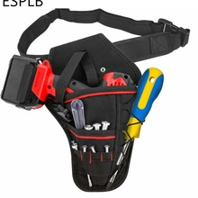 Drill Holster Pouch-Bag Screwdriver Wrench-Hammer Waist-Tool-Bag Multi-Functional ESPLB