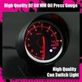 Dayo DF BF 60 мм давление масла датчик высокое качество нефть пресс метр с красный и белый свет