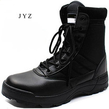 Fashion New Mens Work Boots Casual High Tops Shoes Leisure Shoe Man Size 45 46 bb0227
