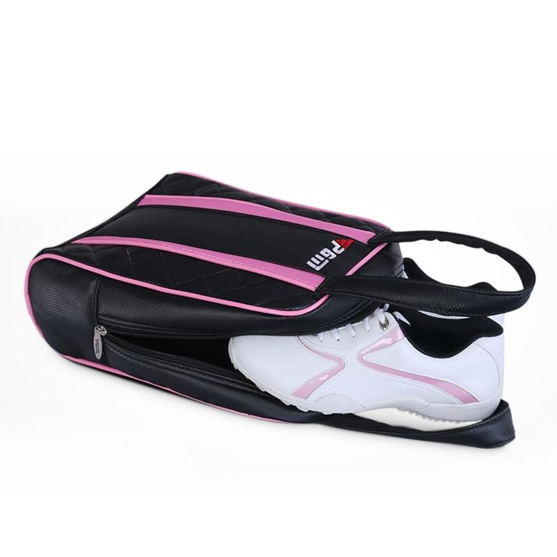 PGM Golf Shoes Bag Waterproof Outdoor Gym Sports Shoes Package Travel Portable Storage Bag Golf Travel Handbag Storage Case
