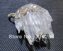 pendant Clear Crystal Natural
