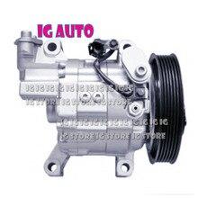 New AC Compressor Pump For Car Nissan Almera Mk II Sunny N16 1.6 1.8 926004M410 5060215400