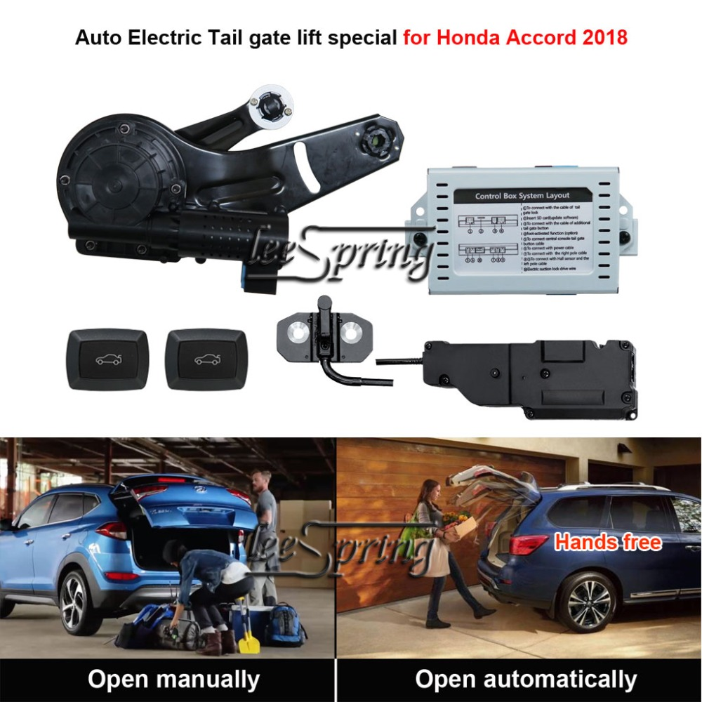 Smart Auto Electric Tail Gate Lift Special For Honda Accord 2018
