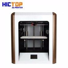 Лазерный собраны 3D принтеров Высокая точность простая печать RepRap Prusa i3