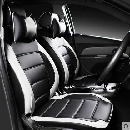 Customize Car Seat Covers Leather Cushion Set Jac S5 Brilliance V5
