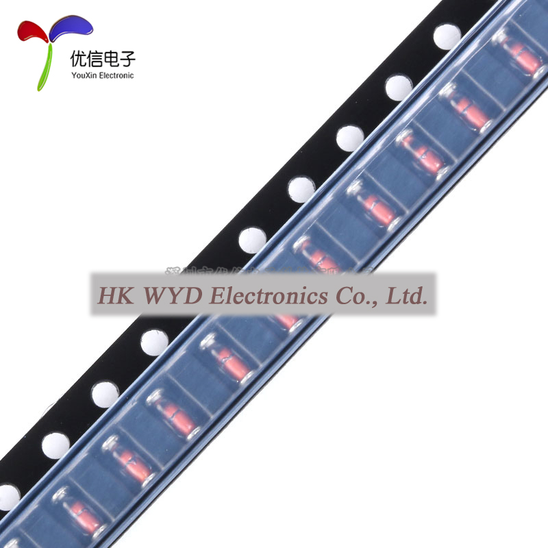 3000PCSlot IN4148WS IN4148 SMD 0805 1N4148WS 1N4148 SOD323 new original free shipping