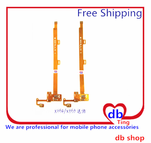 US $10 0 |For infinix Hot 3 X553 X554 Microphone FPC Mic Wire Flex Cable-in  Mobile Phone Flex Cables from Cellphones & Telecommunications on