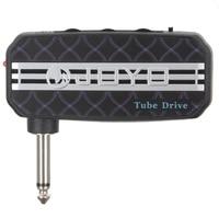 JOYO Elektrische Gitaar Plug Mini Hoofdtelefoon Amp Buis Drive Compact Draagbare Gitaar Versterker