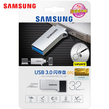 SAMSUNG USB Flash Drive usb stick 32 gb pendrive metallic lettering or sample flash reminiscence micro usb memoria for Android telephone 32G