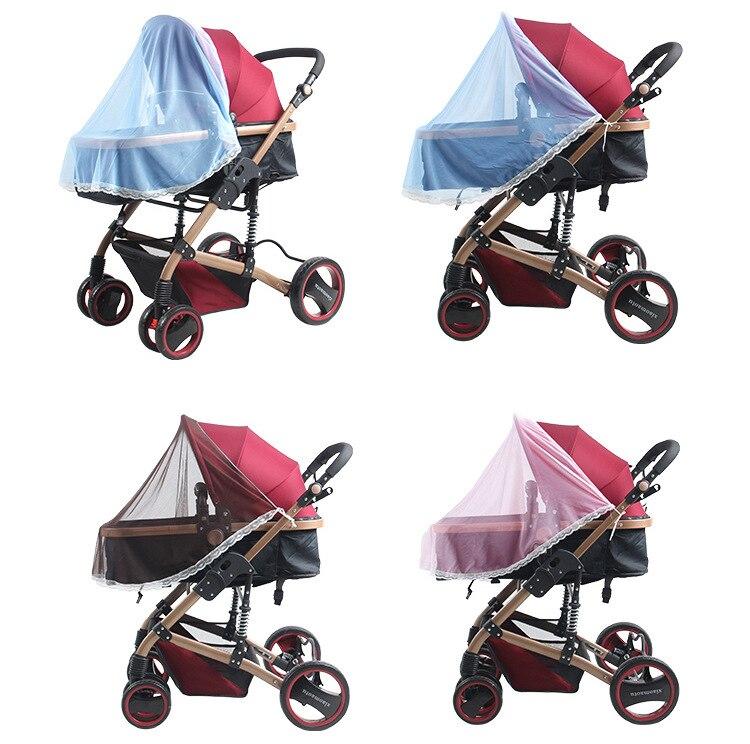 Fashion Baby Stroller Mosquito Nets Universal Stroller