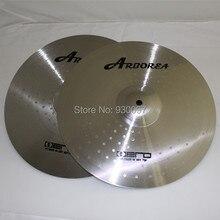 Beginner Used Practice Drum set Cymbal 14″ Hihat Cymbal