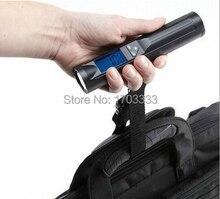 #ns- 19 waage mit elektrischen torth oder Taschenlampe digitale kofferwaage 50 stück tragbare digitale hängewaage versandkostenfrei