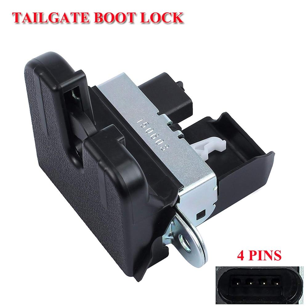 Original VW Lock for Hatch Door Passat Variant 3C Lock 1k6827505e//F 9B9 NEW