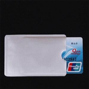 Image 4 - 10 ชิ้น/เซ็ต RFID Card การ์ดการปิดกั้น 13.56 MHz IC การ์ด NFC การ์ดรักษาความปลอดภัยป้องกันการสแกนโดยไม่ได้รับอนุญาต