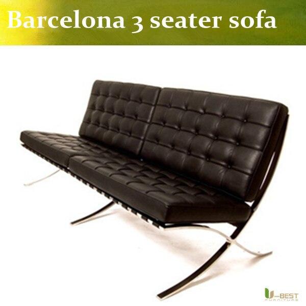 Barcelona Sofa Bed By Mies Van Der Rohe