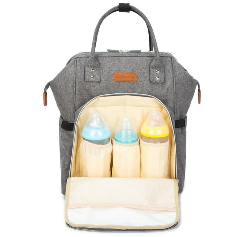 Sac à Langer Grande Capacité Maternité Poussette Voyage