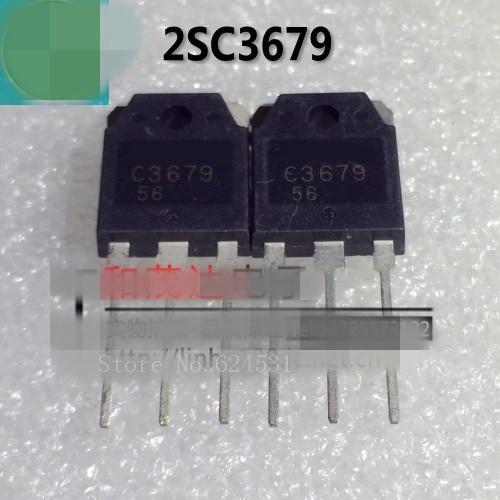 Купить с кэшбэком Hot spot 5pcs/lot 2SC3679 C3679 TO-3P transistors in stock