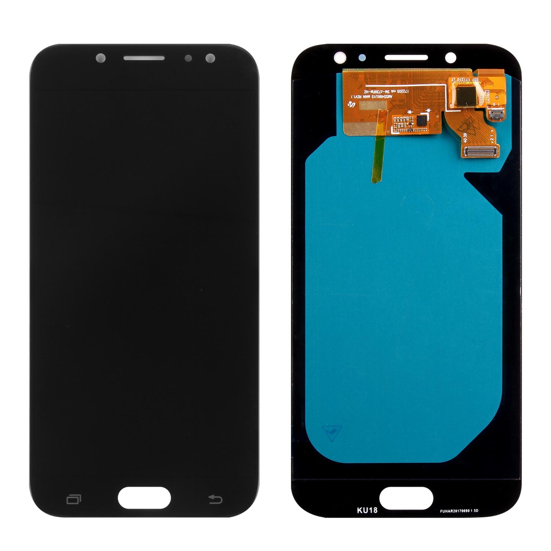 HTB1QpYrXvWG3KVjSZFgq6zTspXa0 Original 5.5'' AMOLED Display for SAMSUNG Galaxy J7 Pro J730 LCD For SAMSUNG J7 2017 Display Touch Screen Digitizer J730F Screen