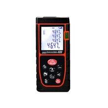 Multi-function 80M 3V Digital laser Rangefinder Distance Meter handheld infrared laser range finder lever measurment area стоимость
