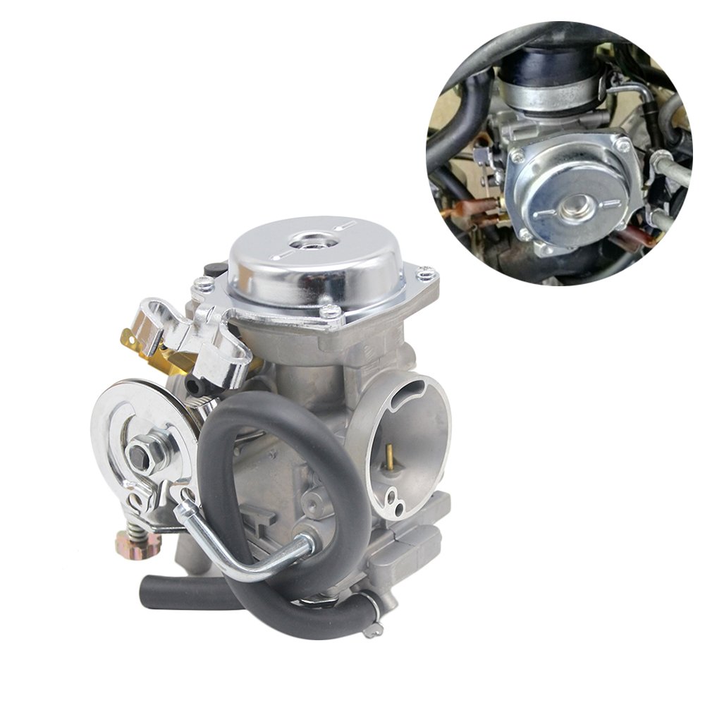 Alconstar 26mm Motorcycle Carburetor Aluminum Alloy  Scooter Carb For Yamaha Virago XV250 Route 66 Virago XV125 V star 250-in Carburetor from Automobiles & Motorcycles    3