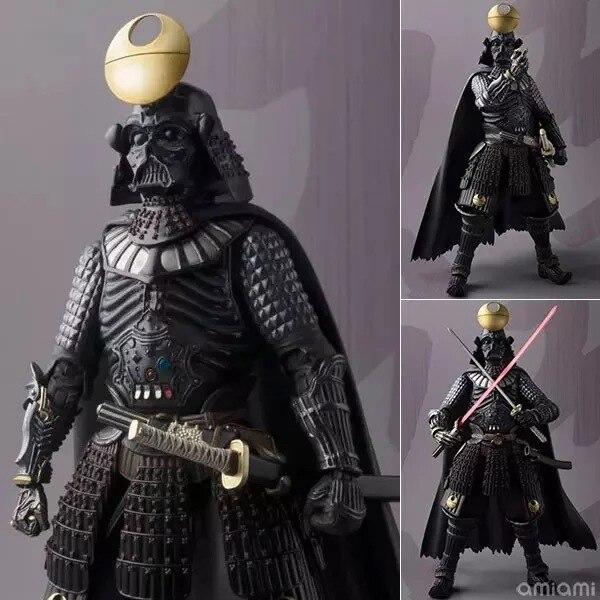 где купить Star Wars Samurai Taisho Darth Vader 1/7 scale painted PVC Action Figure Collectible Model Toy 17cm KT2271 по лучшей цене