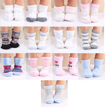 Wholesale 13 Mixed Styles Doll Socks Doll Accessories Suit To American Girl Doll For Girls Christmas