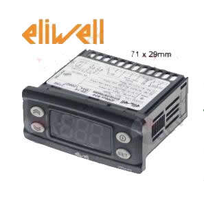 ELIWELL ID PLUS 974 DIGITAL CONTROL THERMOSTAT FOR FRIDGE FREEZER 230V IDPLUS974ELIWELL ID PLUS 974 DIGITAL CONTROL THERMOSTAT FOR FRIDGE FREEZER 230V IDPLUS974
