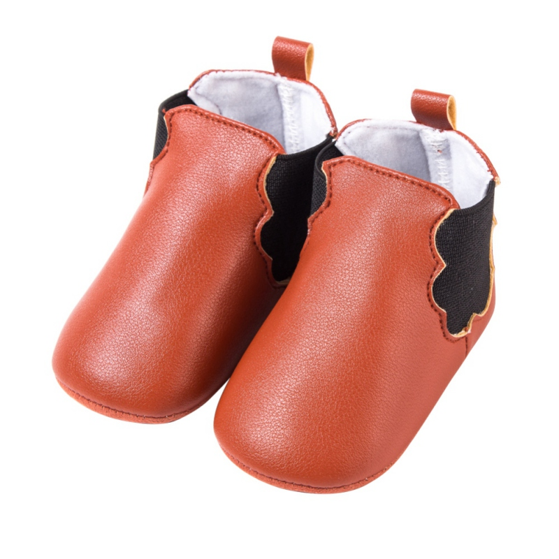 Baby Boys Girls Solid Leather First Walkers Newborn Infant Toddler Princess Fringe Baby Moccasins Soft Sole Shoes