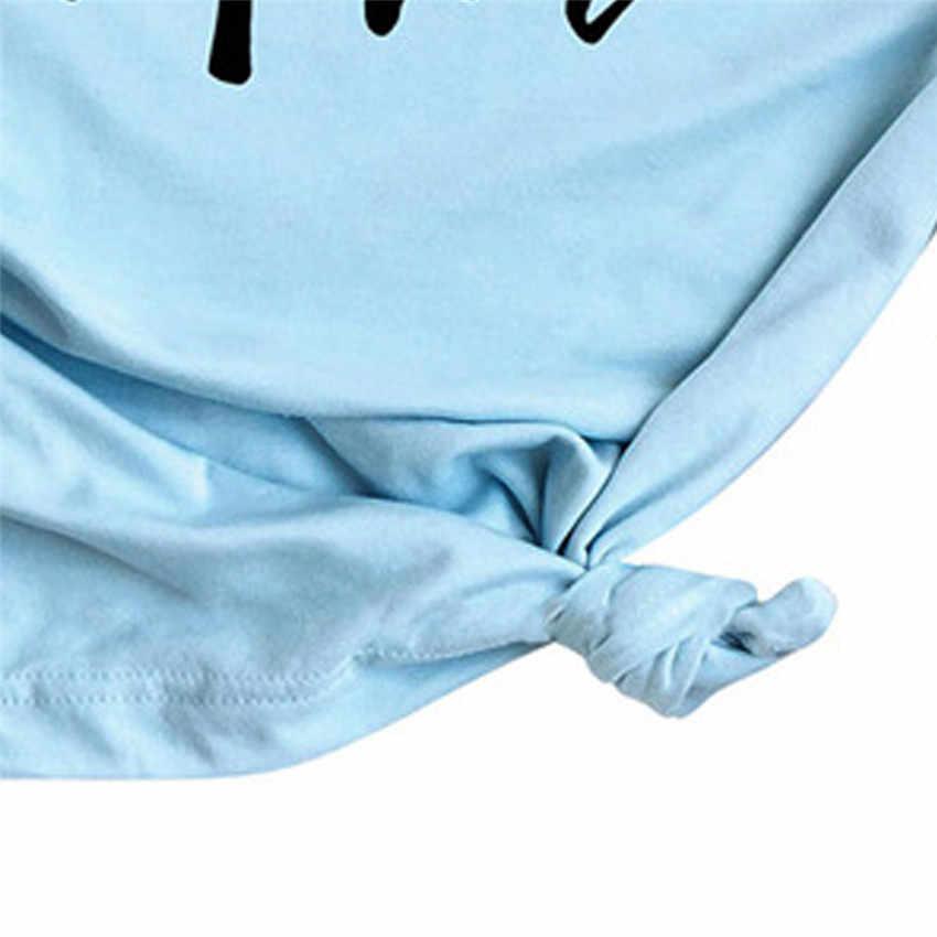 Plus ขนาดเสื้อยืดฤดูร้อน 2019 ตัวอักษรใหม่พิมพ์เสื้อ Tee หญิงแฟชั่นสีแดงสีฟ้า tee เสื้อคอผู้หญิงด้านบน camisetas hombre verano