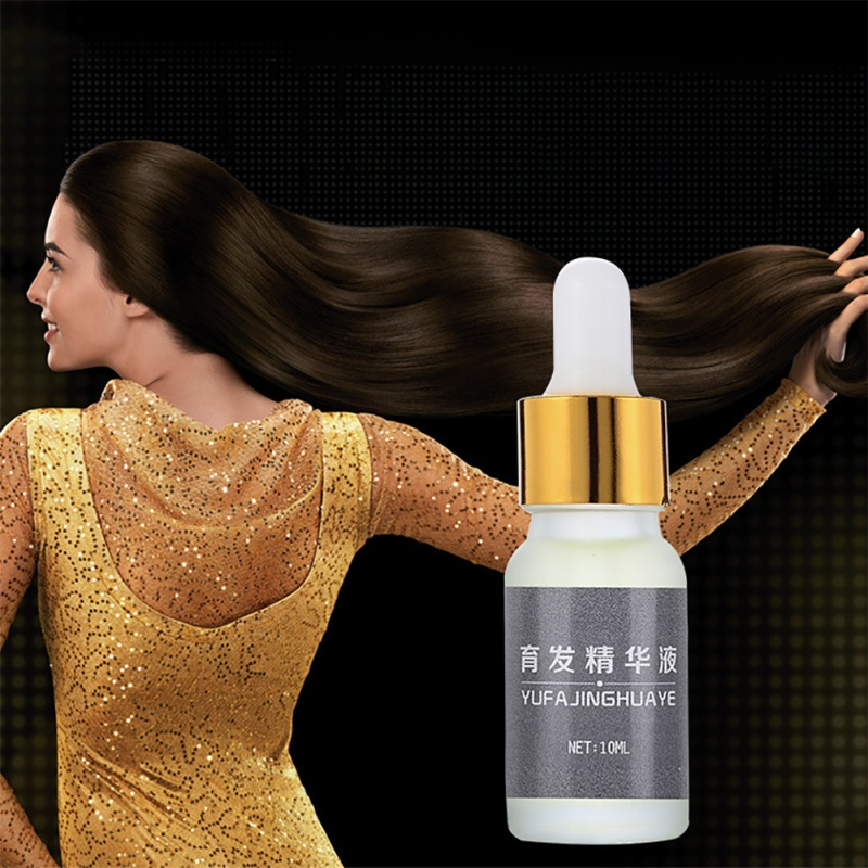 Hot Natural Hair Care Fast Powerful Nourish Hair Growth Products Regrowth Essence Preventing Hair Loss Liquid Treatment