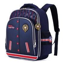 a0e85828416 Children School bags Orthopedic Backpack schoolbags kids Children travel  backpack school Backpack Boys Girls Casual Rucksack