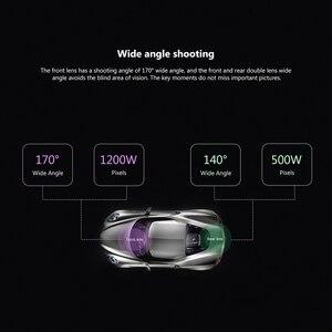 Image 5 - AOSHIKE 7 بوصة مرآة الرؤية الخلفية مسجل قيادة 1080 P عالية الوضوح للرؤية الليلية تسجيل مزدوج عكس القيادة جهاز تسجيل فيديو رقمي للسيارات