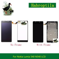 5 0 For Nokia Microsoft Lumia 540 N540 Full Lcd Display With Touch Screen Digitizer Sensor