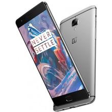 Новинка, разблокировка, оригинальная версия, смартфон Oneplus 3 A3003, 5,5 дюймов, 6 ГБ ОЗУ, 64 ГБ, две sim-карты, отпечаток пальца, 1080x1920 пикселей, мобильный телефон