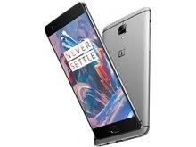 Новый разблокировать Оригинальная версия Oneplus 3 Android смартфон 5,5 «6 ГБ оперативная память 64 GBDual SIM карты отпечатков пальцев 1080×1920 пиксели мобильный
